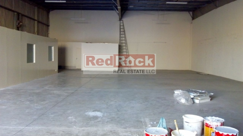Al Quoz 3600 Sqft Commercial Warehouse with Office