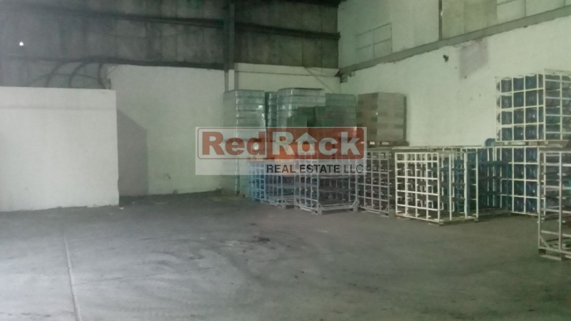 High KW Power 13,880 Sqft Warehouse in Al Quoz