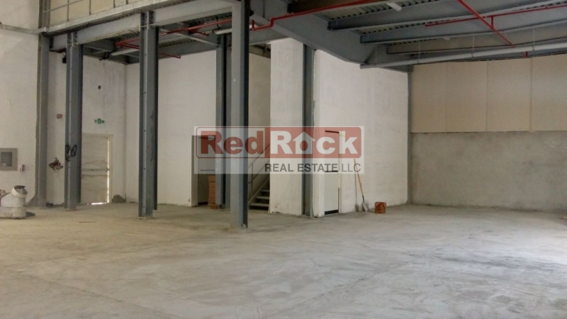 Ideal for Showroom 4906 Sqft Brand New Warehouse with Office in Al Quoz