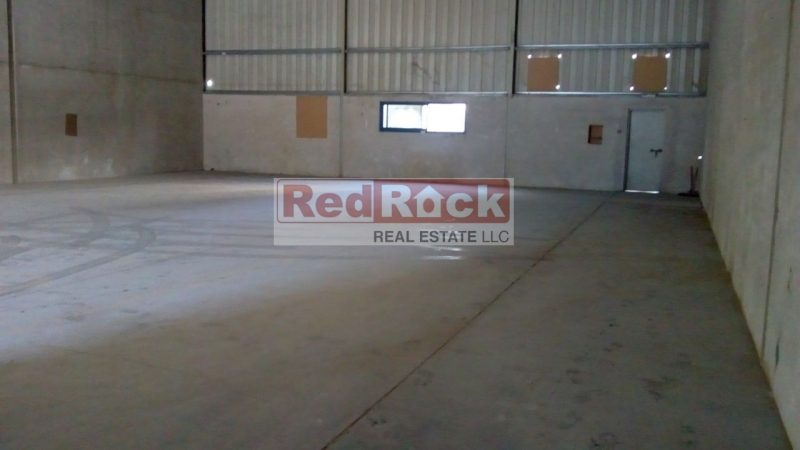 For Any Commercial Activity 4600 Sqft Warehouse in Al Quoz