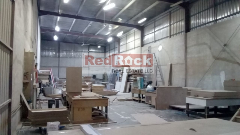Ideal for Joinery 3500 Sqft Warehouse in Al Quoz