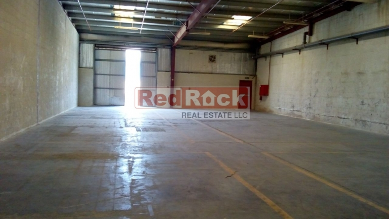 Hot Property in Al Quoz 6066 Sqft Commercial Warehouse