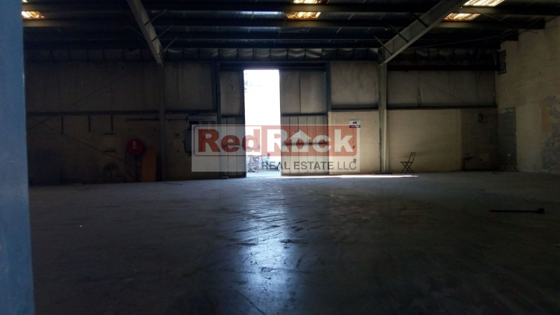 Clean Layout 3480 Sqft Commercial Warehouse in Al Quoz