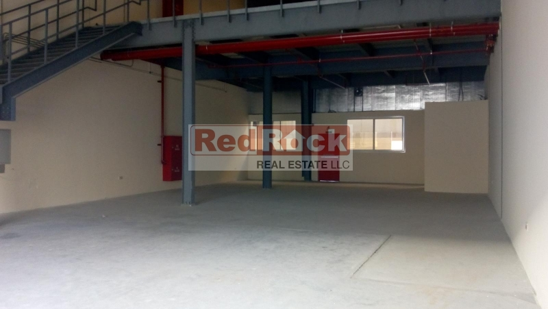 Excellent Location in Al Quoz 3440 Sqft Warehouse with Washroom & Pantry
