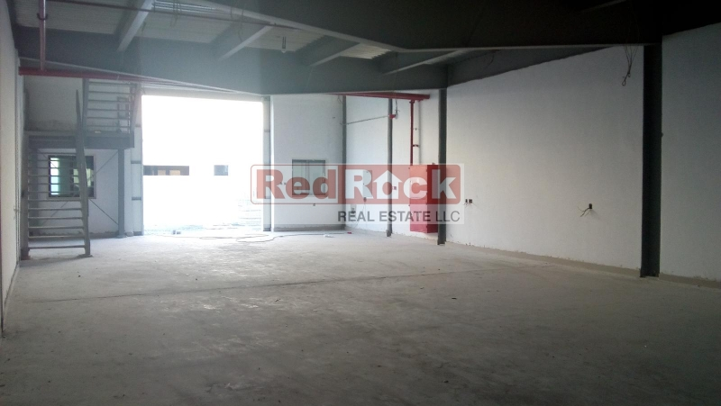 Noticeable Catchy Brand New 4230 Sqft Industrial Warehouse in Al Quoz