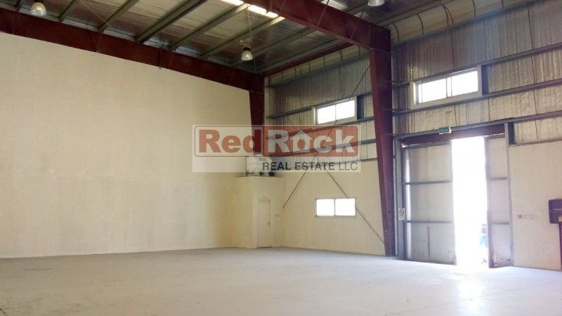 With Huge Parking 3230 Sqft Commercial Warehouse in DIP