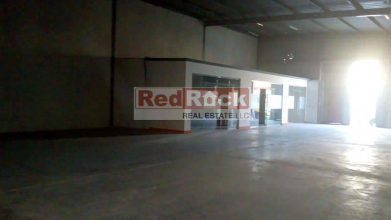 Tax Free Cost Effective Commercial 4035 Sqft Warehouse in Al Quoz