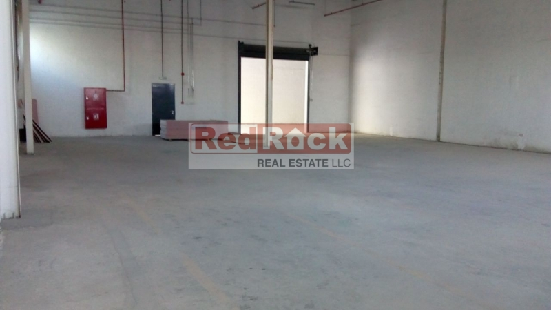 Brand New 3532 Sqft Warehouse in Jebel Ali at Aed 25/Sqft