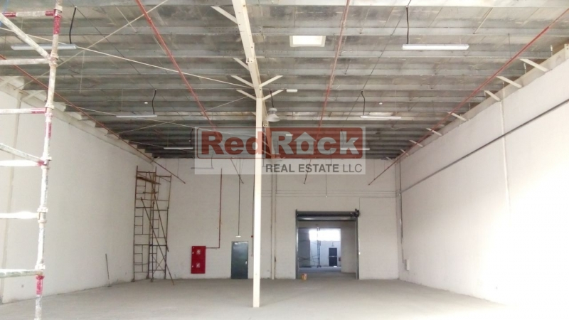 Steal the Deal 5068 Sqft Warehouse in Jebel Ali for Aed 126K/Yr