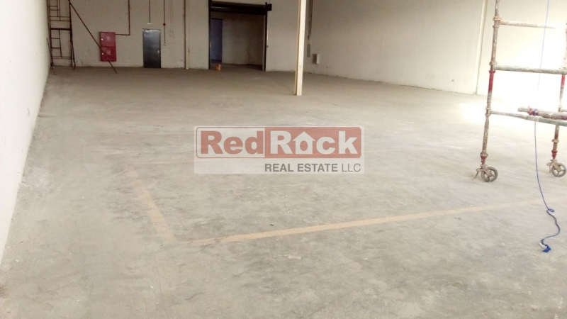 Steal the Deal for 5068 Sqft Warehouse in Jebel Ali