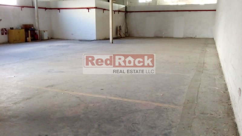 Lower than Market Price 3730 Sqft Warehouse in Jebel Ali