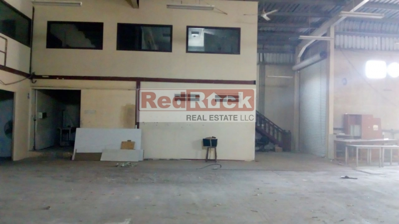 Independent 13,000 Sqft Warehouse with 260 KW Power in Al Quoz