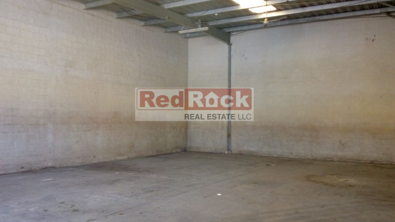 Ready to Move in Clean 2850 Sqft Commercial Warehouse in Al Quoz