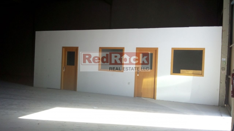 Rare 4600 Sqft Commercial Warehouse Economically Priced in Al Quoz