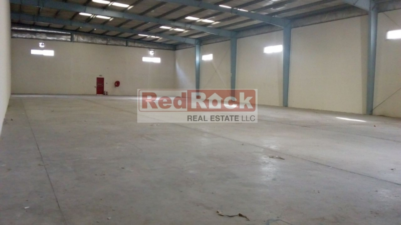 High Ceiling 20,000 Sqft Commercial Warehouse Al Quoz
