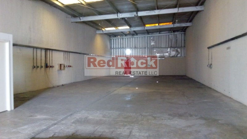 Steal the Deal 4200 Sqft Commercial Warehouse for Aed 147K/Yr