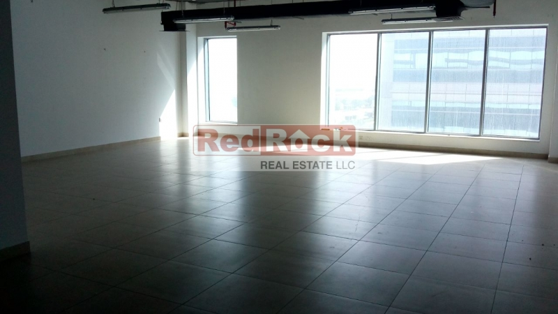Front View 883 Sqft Office in DIP for Aed 37,969 Only