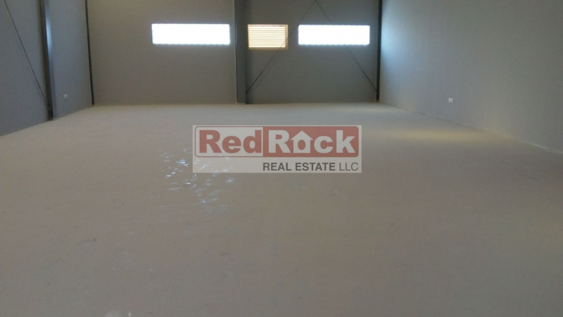Excellent 4200 Sqft Warehouse in Jebel Ali at Aed 27/Sqft