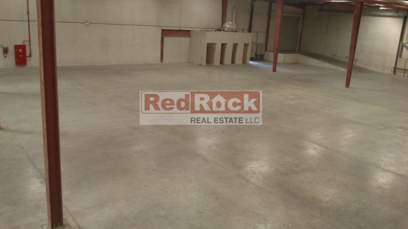 Rare to Find 27,700 Sqft Warehouse in DIP with High KW Power