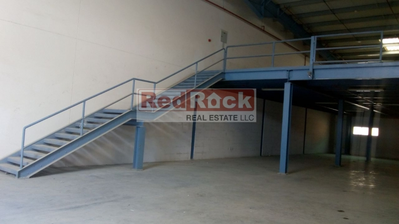 Hot Property in Al Quoz 8500 Sqft Commercial Warehouse