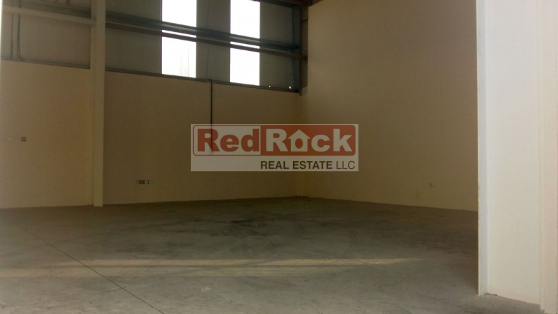 Economical and New 1798 Sqft Commercial Warehouse in Al Quoz
