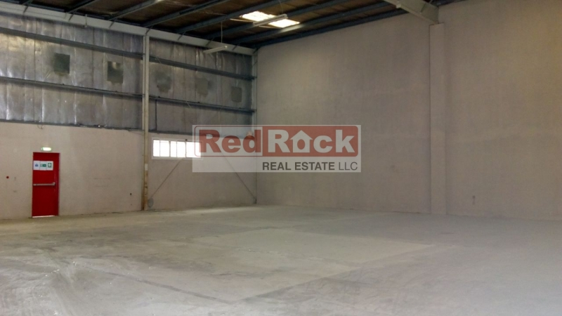 Fantastic and Tidy 3488 Sqft Commercial Warehouse in Al Quoz