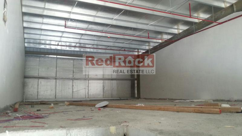 New 3230 Sqft Warehouse in Al Quoz for Aed 200,260/Yr