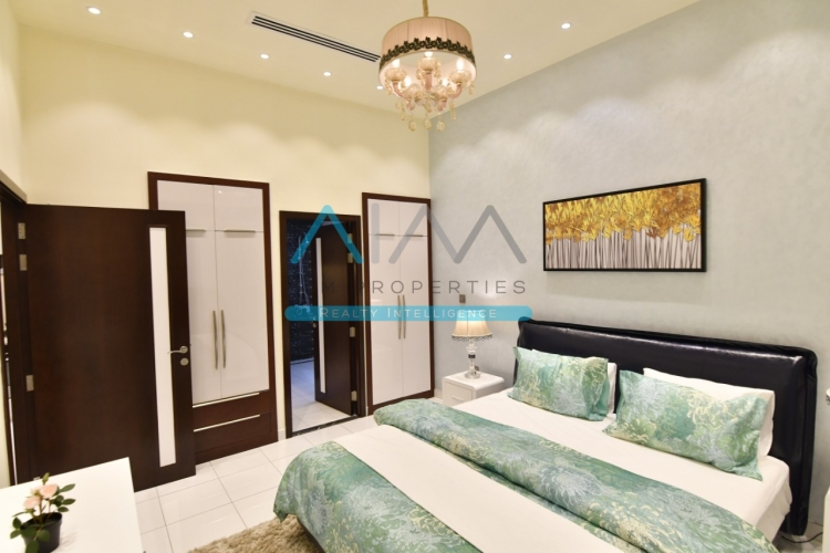 Pay 1% For 1 Bed Room - Gauranted Return - Post Handover PP