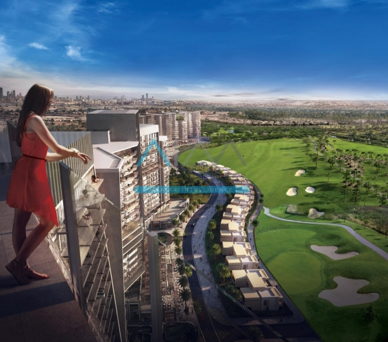 Iconic Community | Studio Apartment Golf Course | 3 Years PHPP