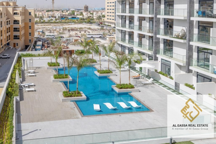 Pool View | 2 Bedroom | Investor Deal | High End Finishing