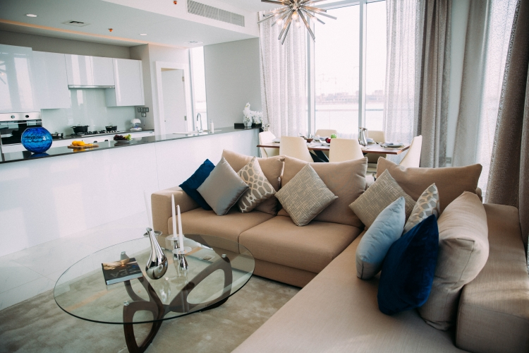 Lowest Price !Furnished 2 Bed District One