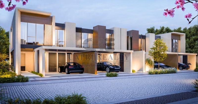 Pay in 6 years   5 years post handover  Luxury homes
