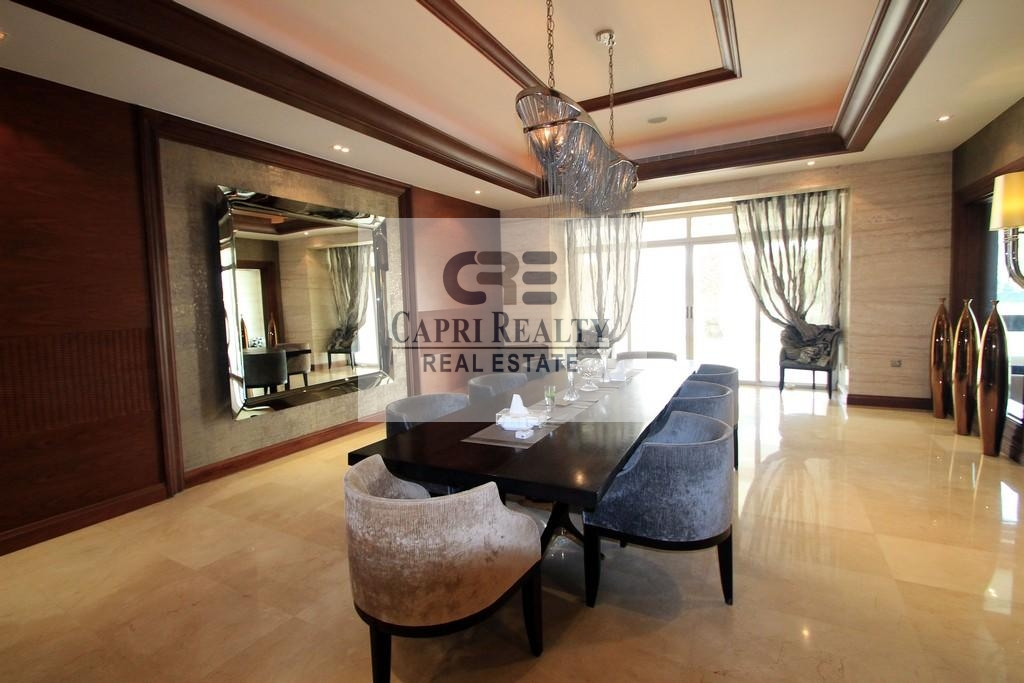 Lake View | 6 Bed + Maid +Driver |  EMIRATE HILLS