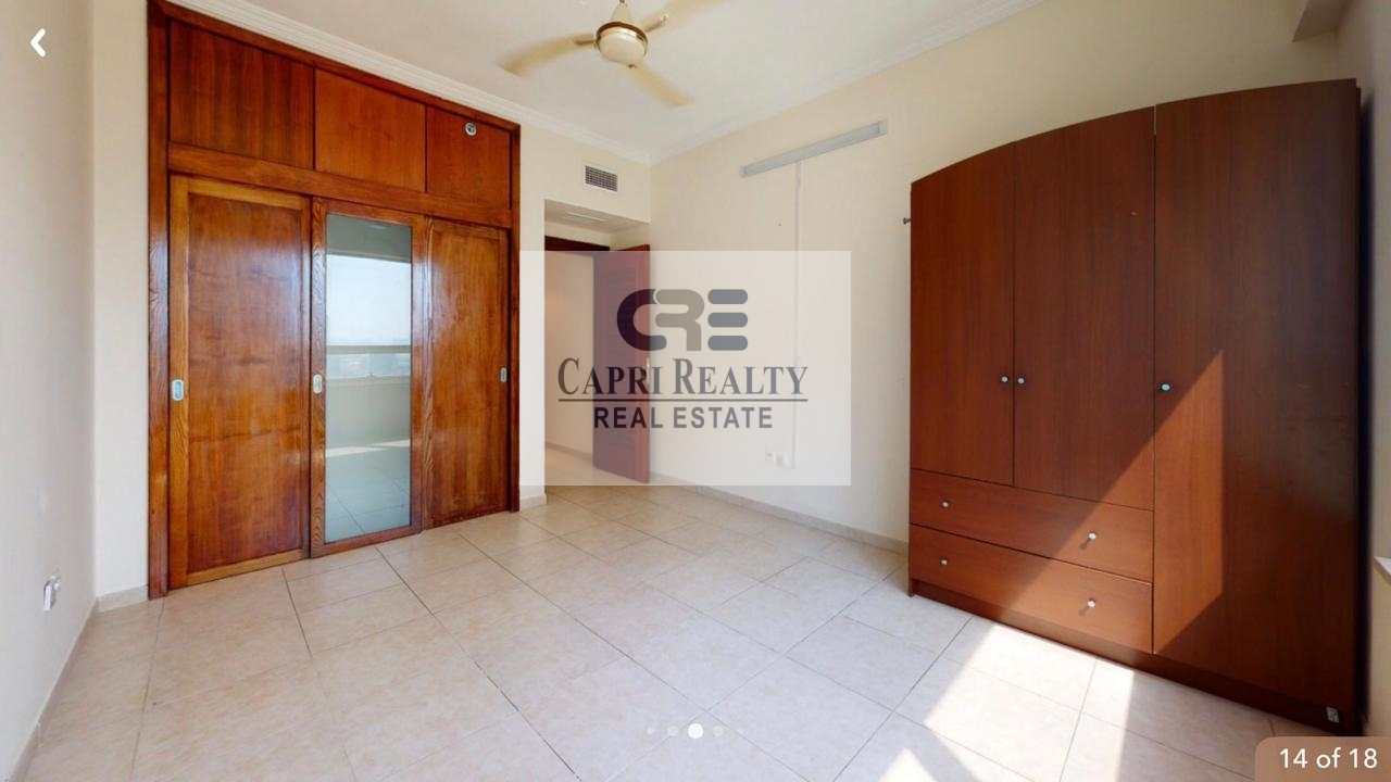 Vacant| High floor| Sea and Marina View| EMAAR