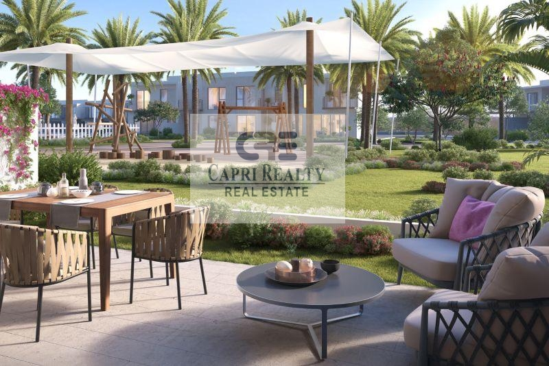 Middle Unit | Type 1M | Arabian Ranches 2