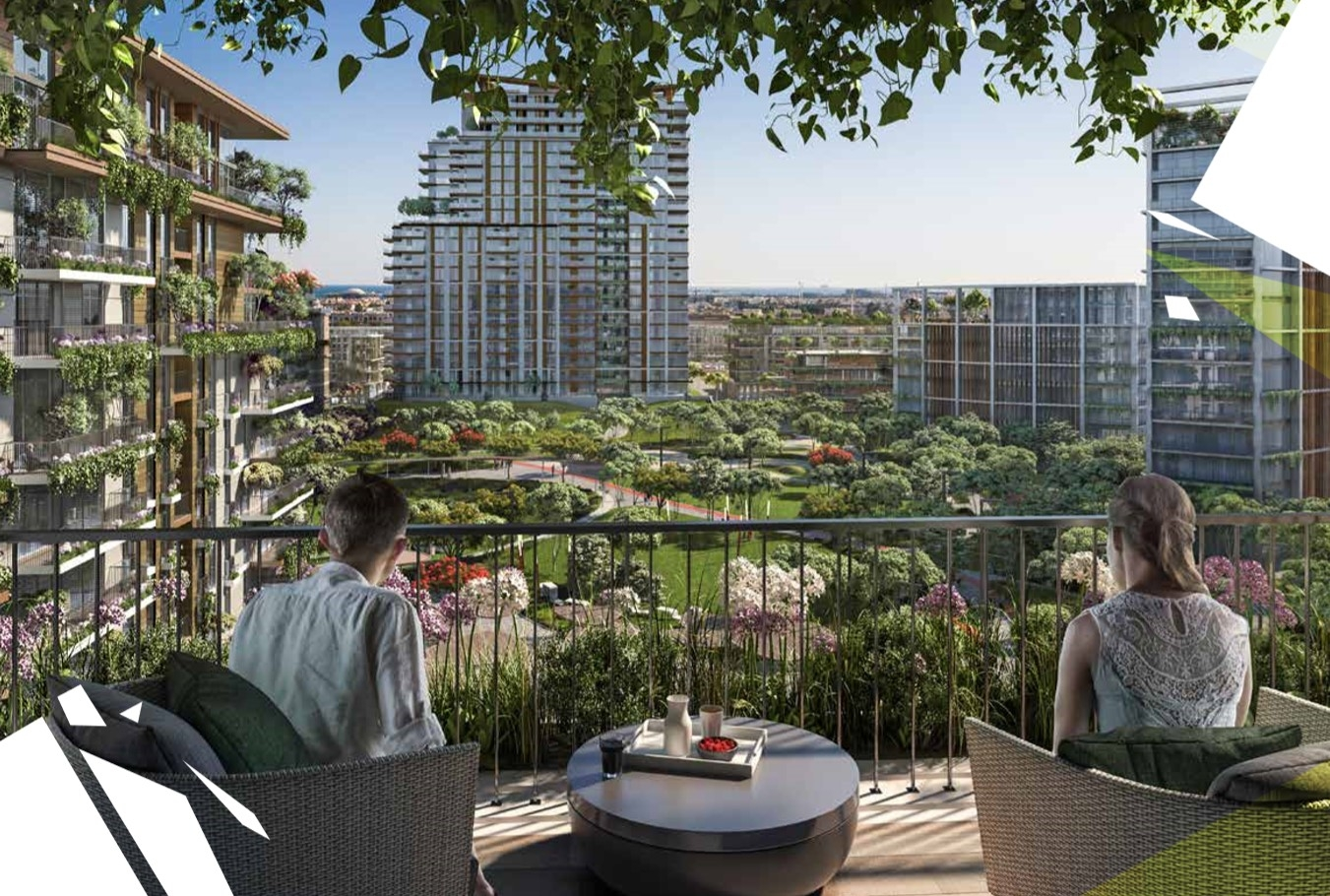 Pay in 2 years  Central Park  Close to Downtown