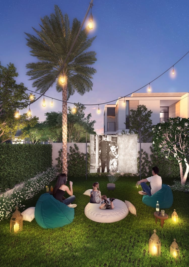1 bed on GF| Post handover plan| EMAAR