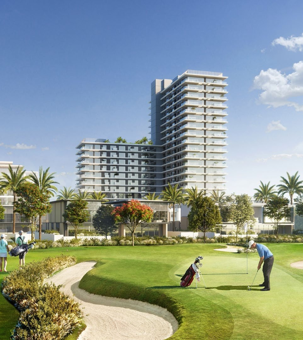 Golf course| Pay in 4 yrs| Dubai Mall 10min s