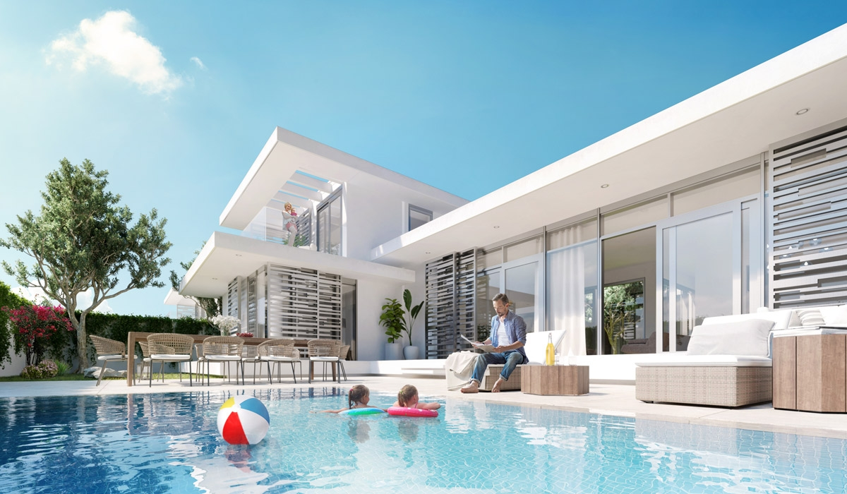 Cheapest Independent villa in Lagoon project