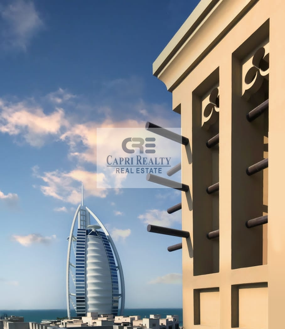 Pay 50% tiLL 2023| OPP BURJ AL ARAB| BY DP