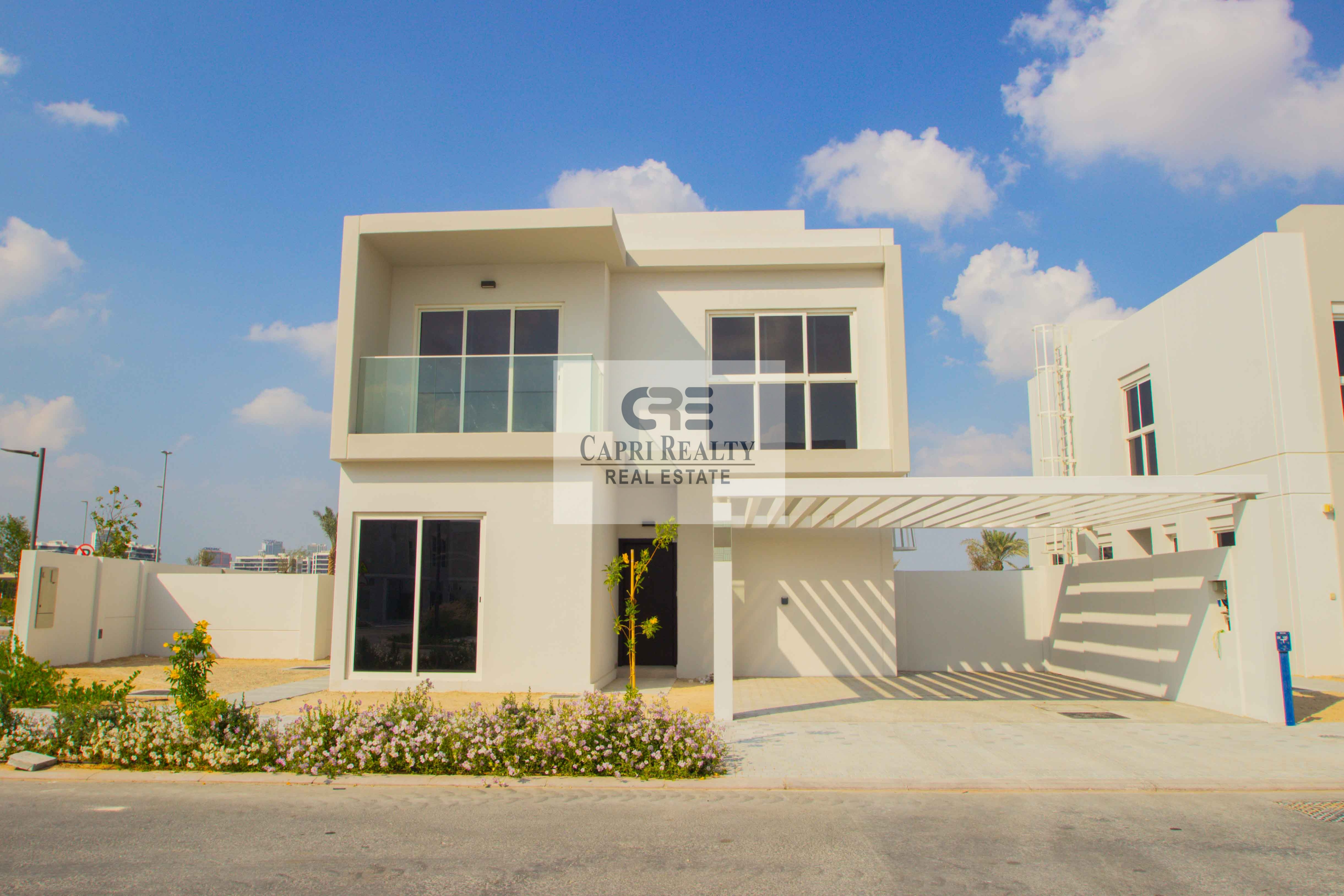 independent villa| corner unit| Garden View| Arabella 3