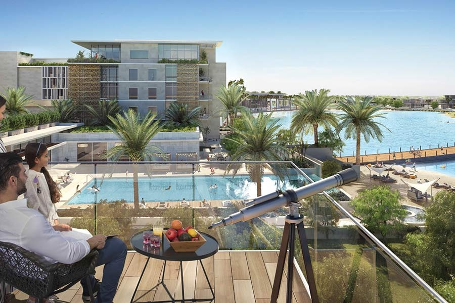 Pay in 5 years  Post handover  Lagoon project