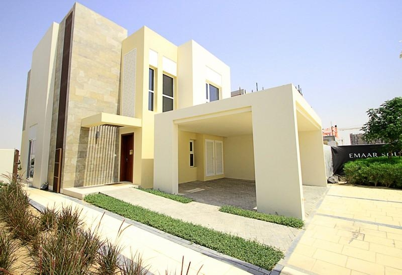 Golf course  Airport  1 bed on GF  by EMAAR