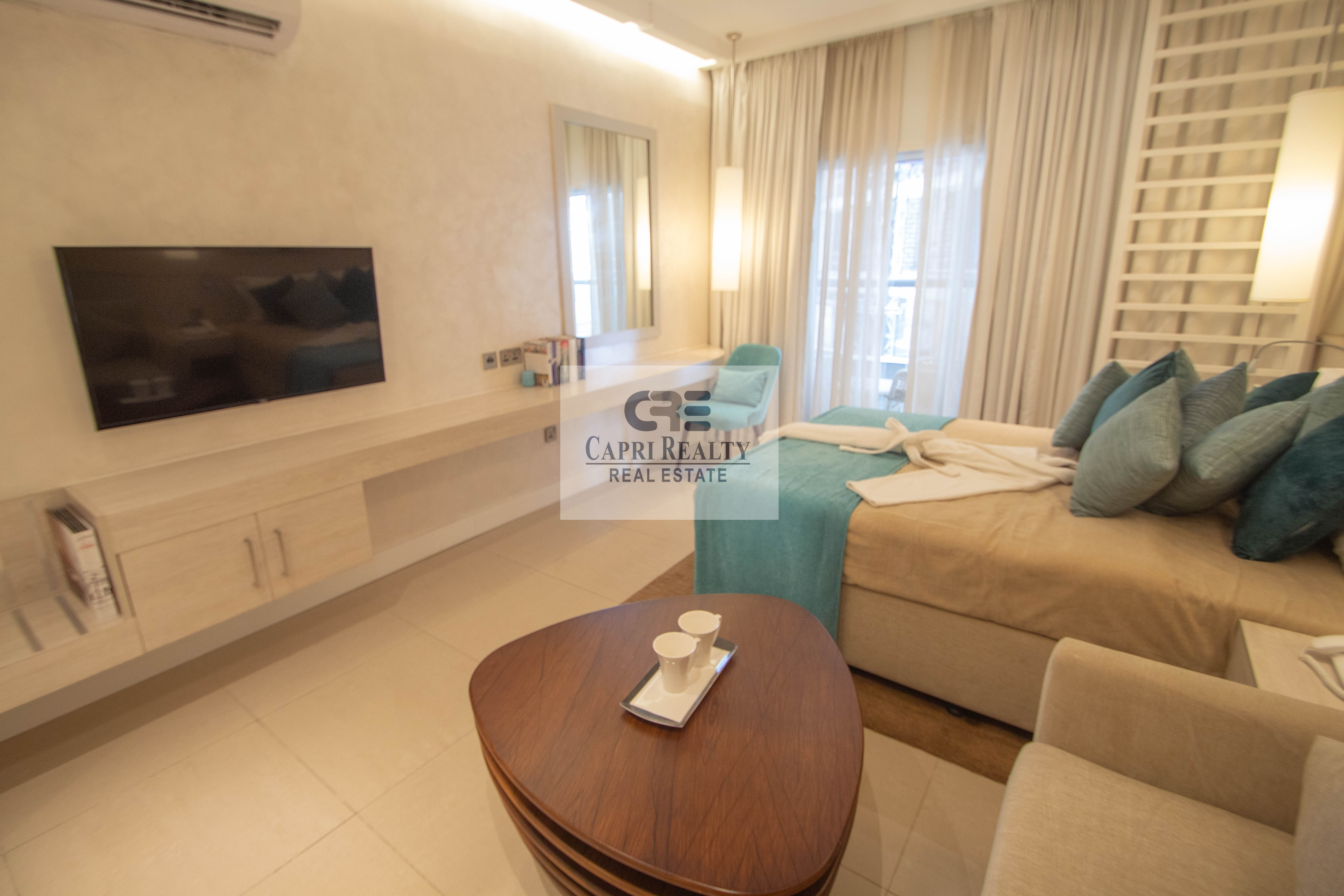 Pay in 4 years| Post handover | Private beach access
