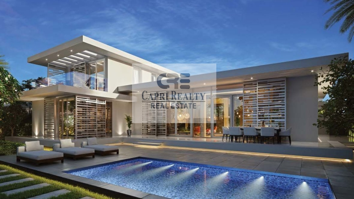 Only Independent villa with 5 years payment plan