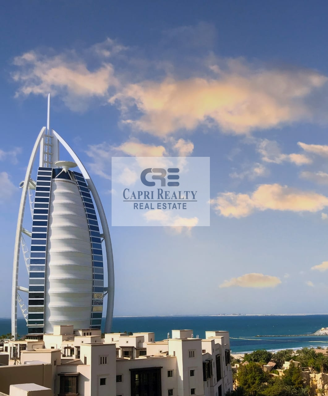 Pay 50% in 2 years| Opp Burj Al Arab View