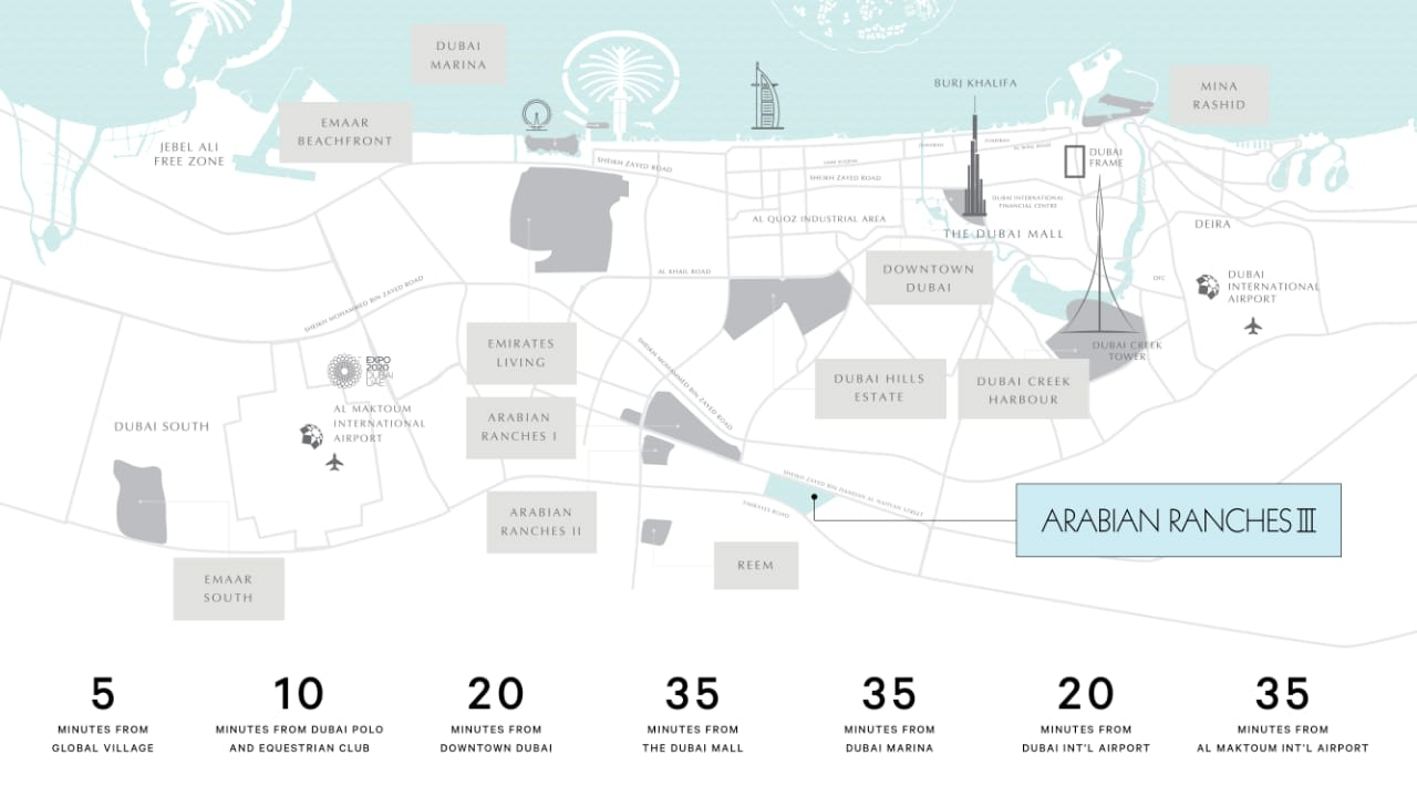 Post handover plan| EMAAR | 20mins Downtown