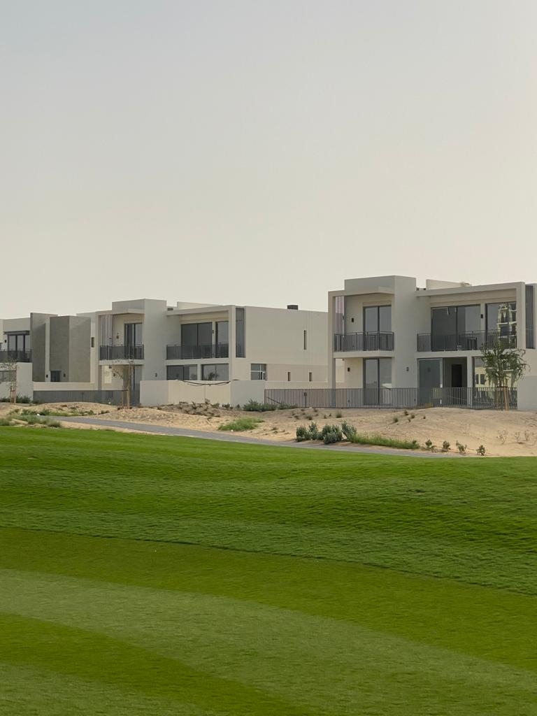 Pay 20% move in | Post handover| Golf course villas