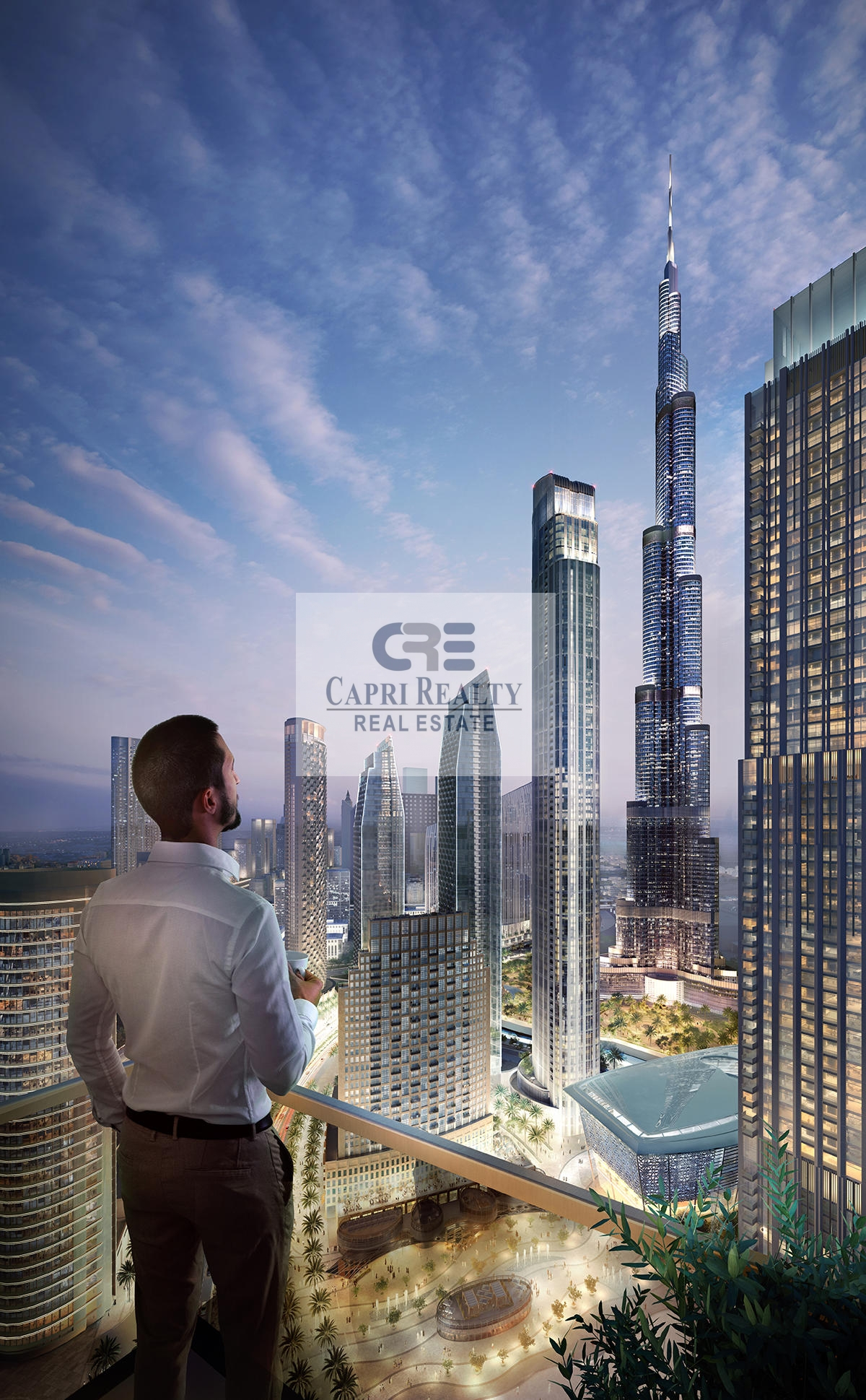 Last plot in Downtown| Pay in 5 years | EMAAR