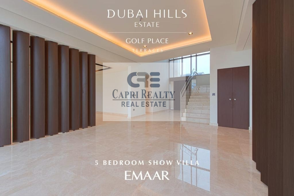 128 Limited Golf villas with Downtown 10mins|EMAAR